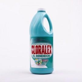 CAJA CLORO CLORALEX REGULAR DE 2 LITROS CON 8 PIEZAS - ALEN DEL NORTE