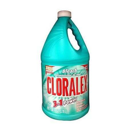 CLORO CLORALEX REGULAR DE 3.75 LITROS - ALEN - Envío Gratuito