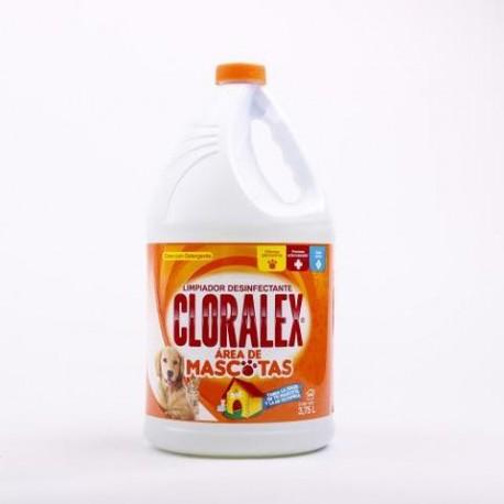 CAJA CLORO CLORALEX MASCOTAS DE 3.75 LITROS CON 6 PIEZAS - ALEN DEL NORTE - Envío Gratuito