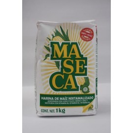 HARINA MASECA DE 1KG CON 5 PIEZAS - MASECA - Envío Gratuito