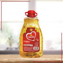 ACEITE CAPULLO EN GARRAFA DE 3.7 LITROS - ACH FOODS - Envío Gratuito
