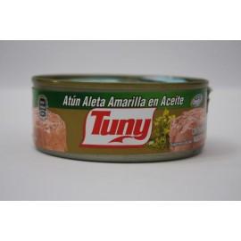 CAJA ATUN TUNY EN ACEITE DE 140 GRS EN 24 LATAS - MARINDUSTRIAS