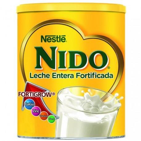 CAJA FORMULA LACTEA NIDO CLASICA DE 360 GRS CON 24 LATAS - NESTLE - Envío Gratuito