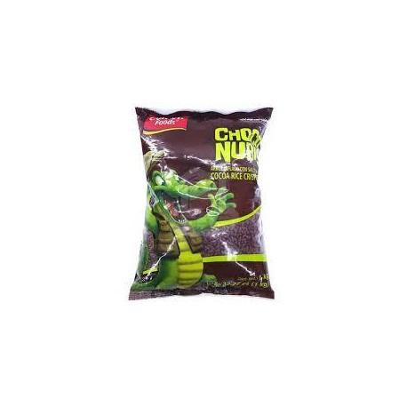 CAJA CEREAL CHOCO NUBIS DE 1 KILO CON 6 PIEZAS - GOLDEN FOODS - Envío Gratuito