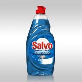 CAJA SALVO LIQUIDO POWER CLEAN DE 300 ML CON 12 PIEZAS - COLGATE-PALMOLIVE
