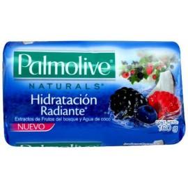MEDIA CAJA JABON PALMOLIVE FRUTOS BOS/AGUA COCO DE 160 G CON 36 PIEZAS - COLGATE-PALMOLIVE