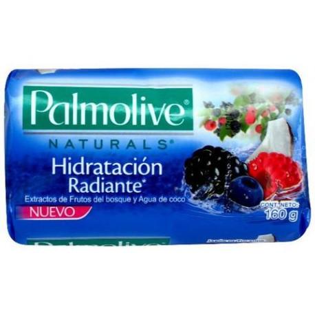 MEDIA CAJA JABON PALMOLIVE FRUTOS BOS/AGUA COCO DE 160 G CON 36 PIEZAS - COLGATE-PALMOLIVE - Envío Gratuito