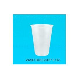 CAJA VASO BOSSCUP NO.8 DE 20 PAQUETES CON 50 VASOS - BOSCO