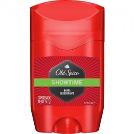 MEDIA CAJA DESODORANTE OLD SPICE BARRA DEO SHOWTIME DE 50 ML CON 6 PIEZAS - PROCTER & GAMBLE