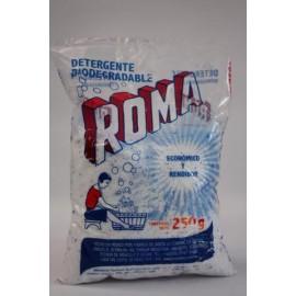 MEDIA CAJA DETERGENTE ROMA DE 250GRS CON 20 BOLSAS - LA CORONA - Envío Gratuito
