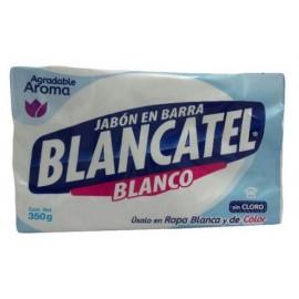 CAJA JABÓN EN BARRA BLANCATEL ROSA DE 350 GRS CON 25 PIEZAS - ALEN