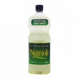 MEDIA CAJA ACEITE NUTRIOLI DE 6 BOTELLAS EN 946 ML - RAGASA