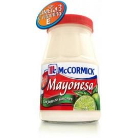 CAJA 24 PIEZAS DE MAYONESA MCCORMICK No4 DE 105 GRS. CADA UNA - HERDEZ - Envío Gratuito