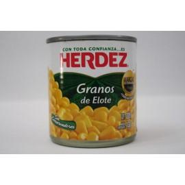 MEDIA CAJA GRANOS DE ELOTE DE 220 GRS CON 12 LATAS - HERDEZ - Envío Gratuito