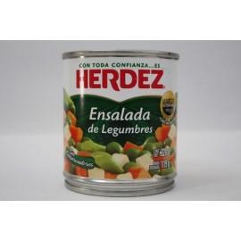 CAJA ENSALADA LEGUMBRES DE 220 GRS CON 48 LATAS - HERDEZ - Envío Gratuito