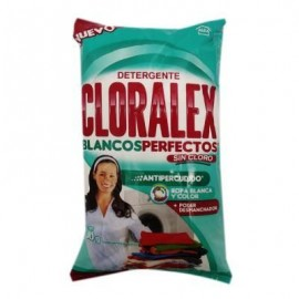 CAJA DETERGENTE CLORALEX BLANCURA PERFECTA DE 900 GRS CON 10 PIEZAS - ALEN DEL NORTE