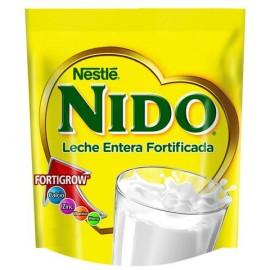 CAJA LECHE EN POLVO NIDO CLÁSICA BOLSA DE 120 GRS CON 12 BOLSAS - NESTLÉ - Envío Gratuito