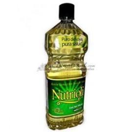 MEDIA CAJA ACEITE NUTRIOLI DE 473 ML EN 6 PIEZAS - RAGASA
