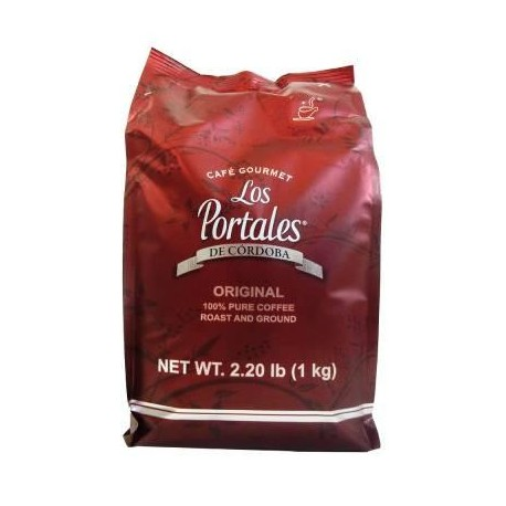 CAFE LOS PORTALES GOURMET DE 1 KILO - CATOEX - Envío Gratuito