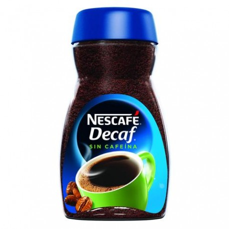 CAJA CAFÉ NESCAFE DECAF DAWN DE 95 GRS CON 12 FRASCOS - NESTLE - Envío Gratuito