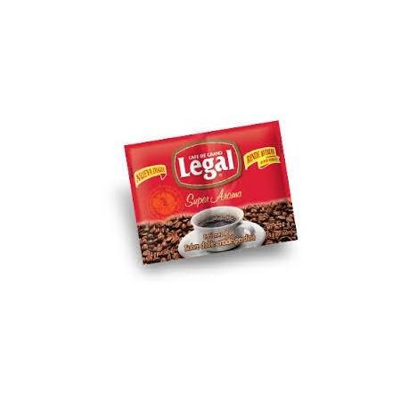 CAJA CAFÉ LEGAL SOLUBLE SOBRE DE 10 GRS EN 6 PAQUETES CON 20 PIEZAS - SABORMEX - Envío Gratuito