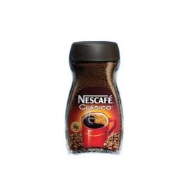 CAJA CAFE NESCAFE CLASICO DE 1 KILO CON 4 PIEZAS - NESTLE