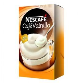 MEDIA CAJA CAFÉ CAPUCCINO VAINILLA DE 25 GRS EN 15 PIEZAS CON 3 PAQUETES - NESTLE