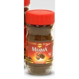 CAJA CAFÉ MÁXIMA DE 100 GRS CON 12 PIEZAS - MAXIMA