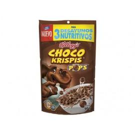 MEDIA CAJA CEREAL CHOCO KRISPIS POP ECONOPAK DE 90 GRS CON 7 PIEZAS - KELLOGGS