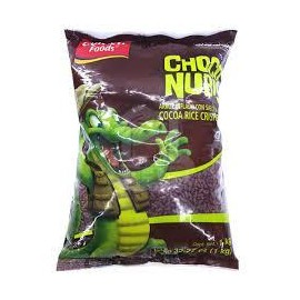 MEDIA CAJA CEREAL CHOCO NUBIS DE 1 KILO CON 3 PIEZAS - GOLDEN FOODS