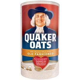 MEDIA CAJA AVENA QUAKER OLD FASHION DE 1.19 KILOS EN 6 PIEZAS - PEPSICO
